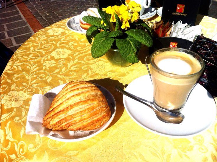 Итальянский завтрак)