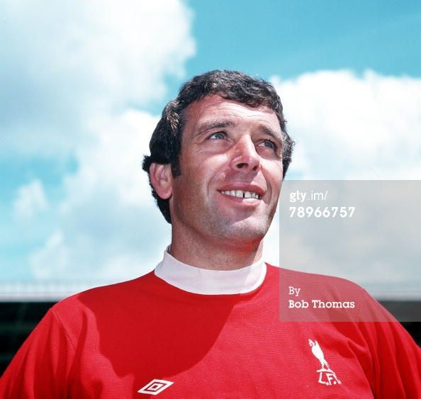 News Photo: Football Liverpool FC Photo call A portrait of…ian callaghan  https://oddsjunkie.com <--  free soccer info and offers