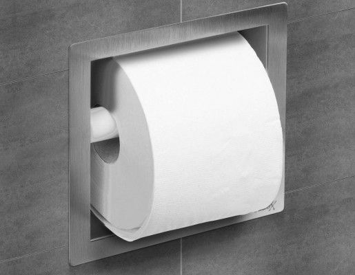 LoooX Closed CL4 - Build-in toilet roll holder