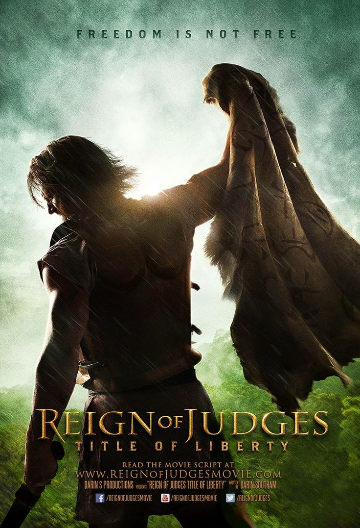 Reign of Judges new LDS movie based on Captain Moroni