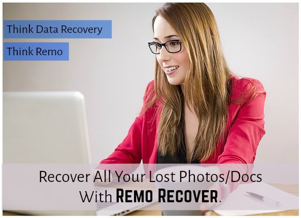 #RemoRecover : Quick Solution to Recover Lost Data Click here to know more http://www.remosoftware.com/remo-recover-windows