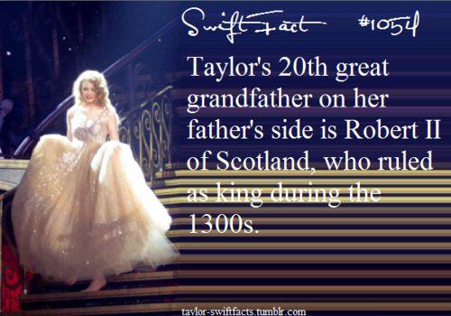 So she is kinda royalty