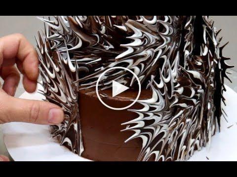 Pas de chocolat sur du papier bulle: le résultat est unique. – YouTube – Idées Chocolat