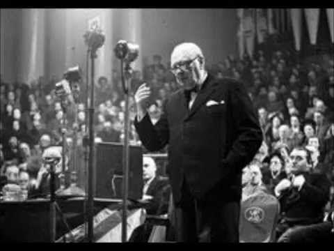 Winston Churchill Speech – We Shall Fight on The Beaches