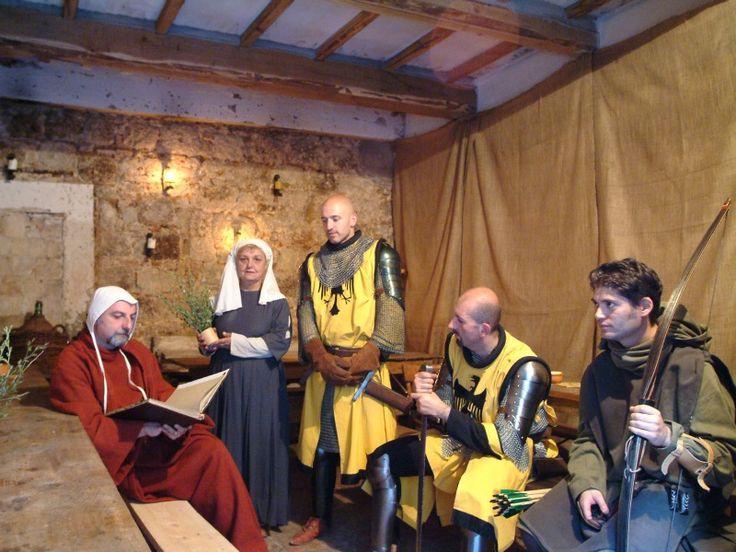 Appuntamento con il Medioevo ad Abbadia San Salvatore  Secondo Week End di Luglio , in Abbadia San Salvatore #festamedievale #offertadeicensi