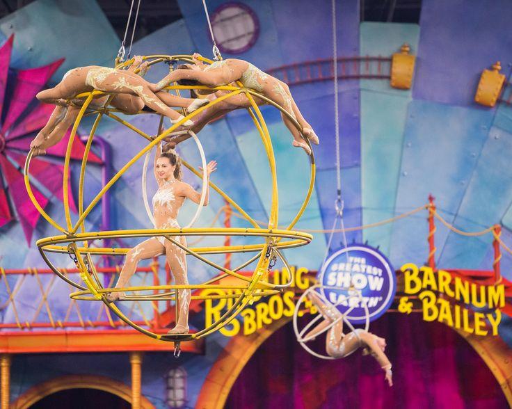 Ringling Bros. and Barnum & Bailey® Presents Circus XTREME #RinglingBros #CircusXtreme #ClownNoseSelfie AD