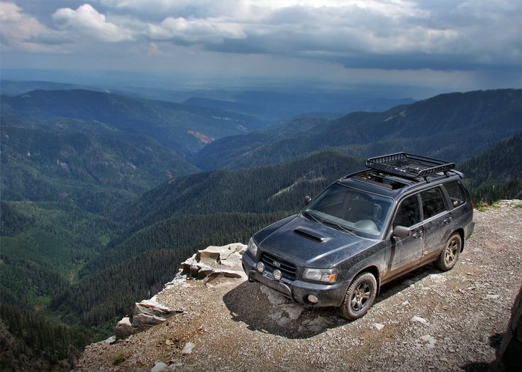 Lifted Subaru Forester >> Pic Post: Favorite Off-Road Pictures - Subaru Forester ...