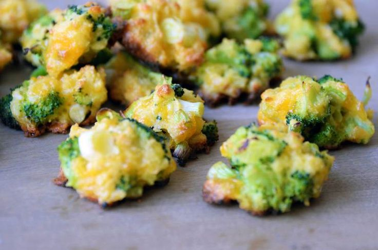 These broccoli bites are perfect for satisfying a savory snack craving. Pairing broccoli (one of the most nutrient-dense vegetables) with healthy fat will soothe and sustain you.