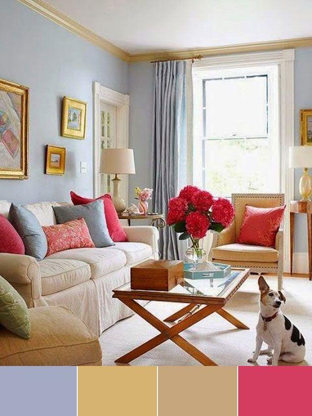 369 melhores imagens de color mucho color perfecto no - Combinacion de colores para pintar un salon ...