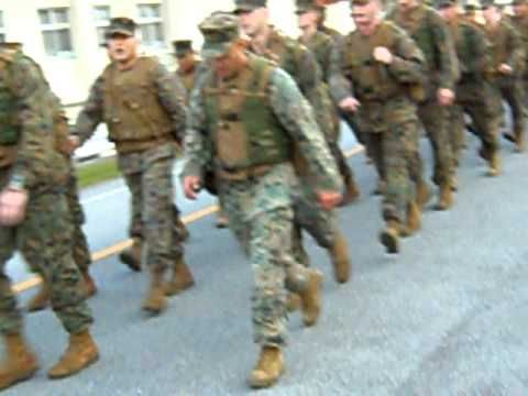 USMC Marching cadence (playlist)