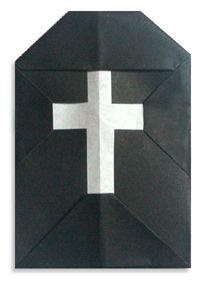 Origami Grave
