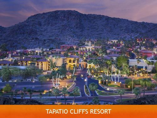 Tapatio Cliffs Resort