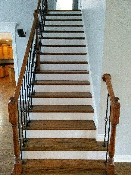 31 best customer pics images on pinterest granite for Hardwood flooring 40245