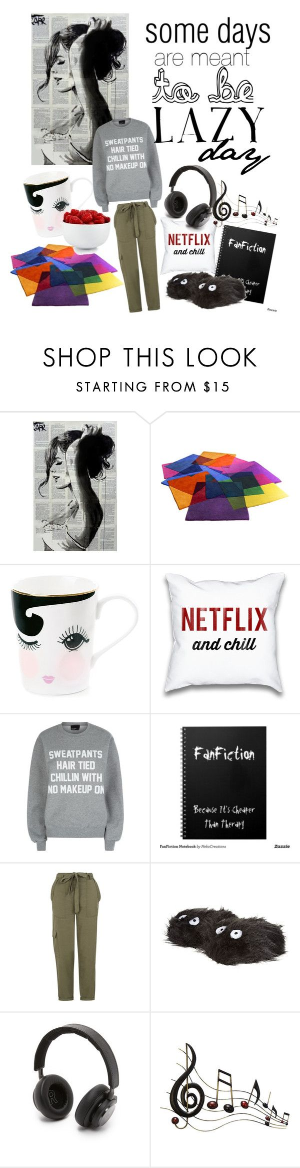 """""""some lazy day"""" by nimas on Polyvore featuring interior, interiors, interior design, home, home decor, interior decorating, Private Party, B&O Play, Benzara and The Cellar"""