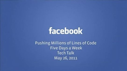 How Facebook releases software