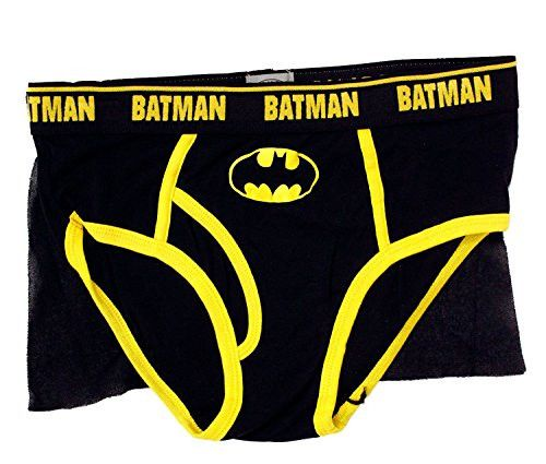 Now available in our store  DC Comics Superhe... Check it out here! http://championshipringsandmore.com/products/dc-comics-superhero-caped-boxer-shorts-or-mens-briefs-large-batman-brief?utm_campaign=social_autopilot&utm_source=pin&utm_medium=pin