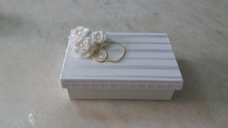 Caixa para casamento/festas