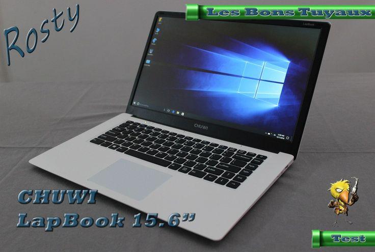 Bonjour Aujourdhui pour la première présentation de lannée je vous propose de découvrir le tout nouveauPCportable CHUWI LapBook de 15.6 qui ma été envoyé par mon partenair[TEST] Présentation du PC Portable CHUWI LapBook de 15.6