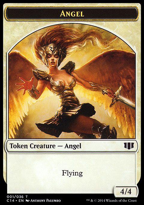 Angel Token (Commander 2014) - R$1,50