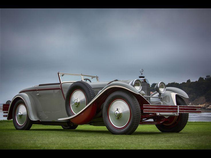 1928 Mercedes-Benz Saoutchik S Type - Pebble Beach 2 - 1280x960 - Wallpaper
