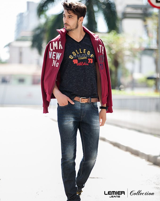 Lemier Jeans Collection | Fall Winter 2015 | Outono Inverno 2015 | moda urbana, urban fashion.