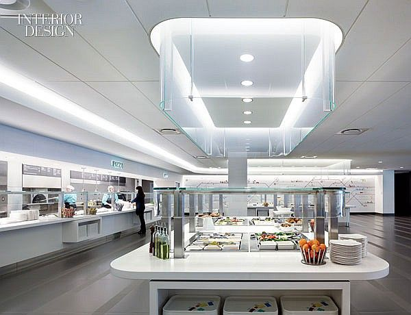Eat, Work, Love: Steelcase's Cafeteria by Joey Shimoda   Projects   Interior Design