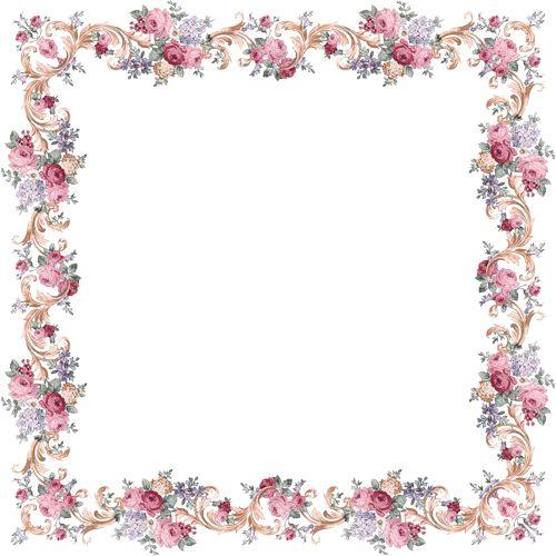 """Винтажный скрап-набор """"Rose Victorienne"""" - Красивое оформление для сайтов и блогов"""