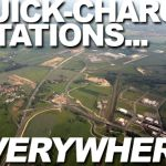 Superfast Driving AND Superfast EV Charging on the Autobahn | CleanTechnica