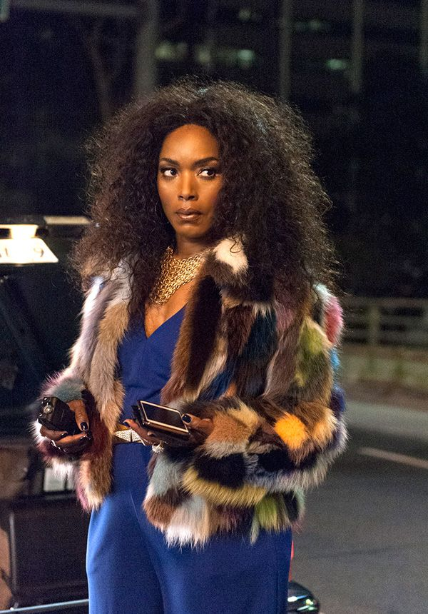 'AHS: Hotel' Recap: Angela Bassett Arrives & Is Ready To Kill Children