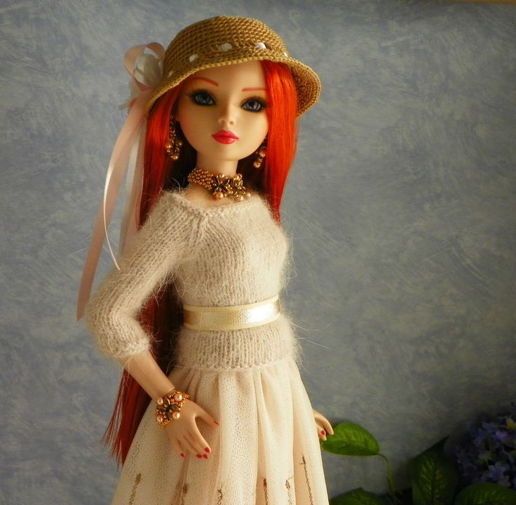 By lisella64...Doll Outfit 4 Tonner Ellowyne,Prudence,Lizette,Amber-Jewelry-A4