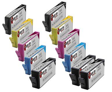 11 Pack Compatible Ink Cartridge Replacements for HP 564XL (3 Black, 2 Photo Black, 2 Cyan, 2 Magenta, 2 Yellow)