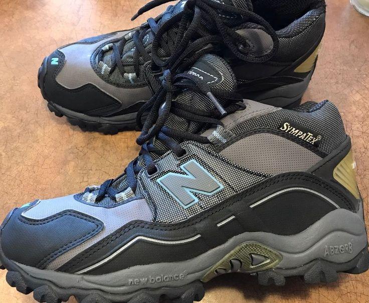 New Balance 851 Women's Hiking Shoes Boots Sz 6.5 Blue Gray NB Trail  | eBay