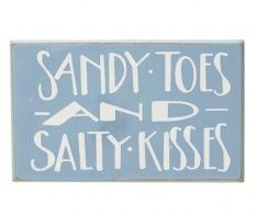 Placuta decorativa Sandy Toes