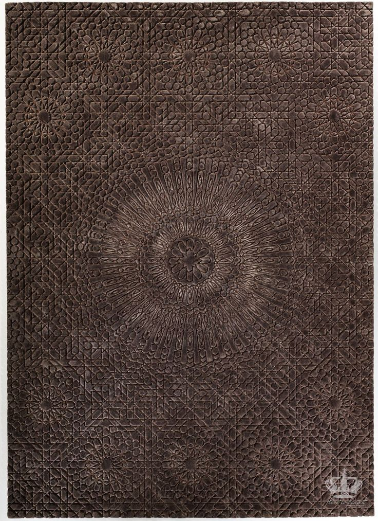 Leila Deluxe by Michaela Schleypen — FRONT Rugs
