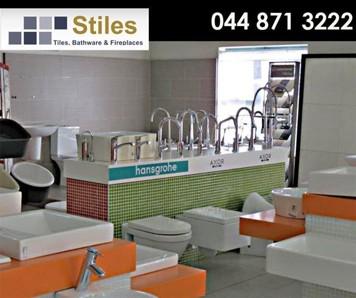 #StilesGeorge stocks a uniquely beauiful range of bathroom supplies to complete your dream bathroom. Call us on 044 871 3222. #Lifestyle