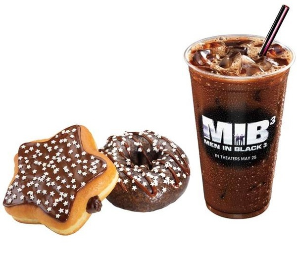 of MIB3, meet DDs dynamic new trio: Black Cocoa Creme Iced Coffee ...