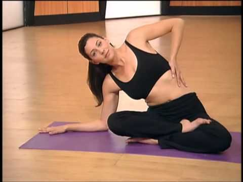 Yoga Facile pour les nuls volume 2 (Part 2) - YouTube