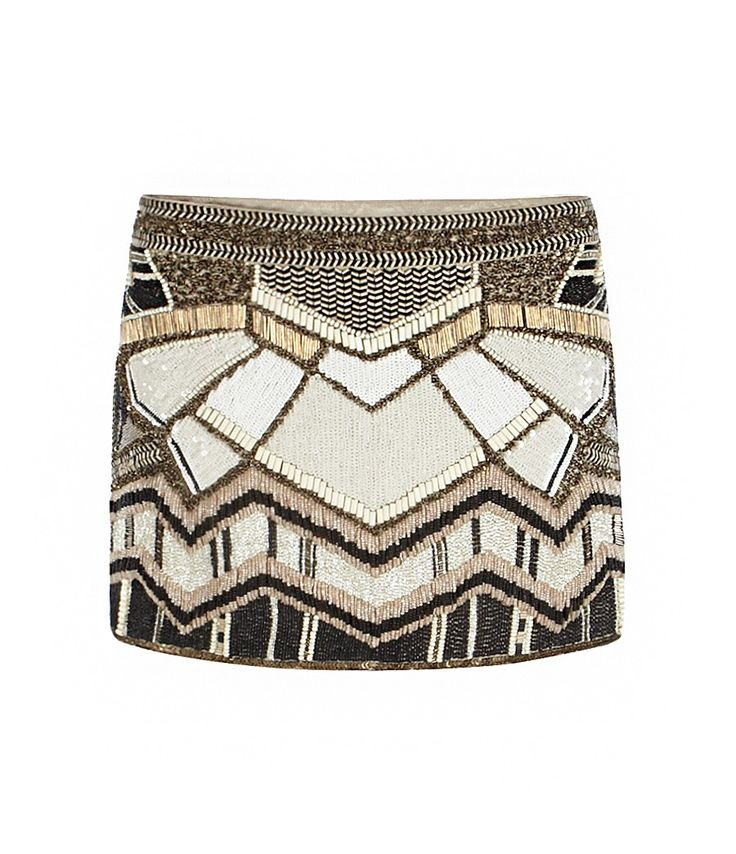 All Saints Native skirt. Looks very nice on, I just need to ponder what on earth I'd wear with it.