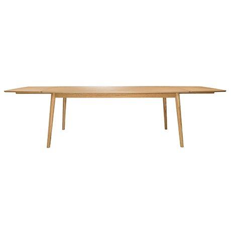 Klarkson Extension Dining Table 200/300x100cm