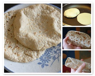 Gluten-free Jowar Roti or Sorghum Flatbread Tortilla Recipe/Ingredients 2 cups sorghum flour (for pretty, cream colored roti like those pictured, use Authentic Foods Sorghum flour. For a more rustic greyish roti use Bob's Red Mill) 2 cups water salt to taste