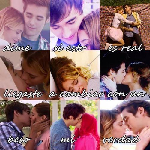 #Violetta3 #Leonetta
