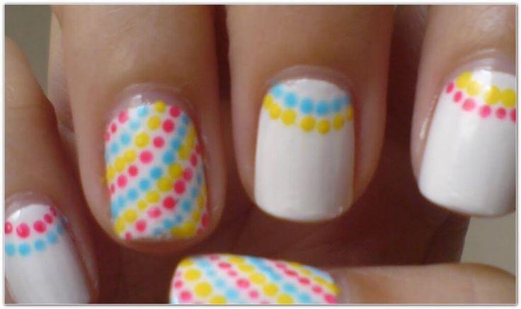 Nail Art Design for Short Nails 520