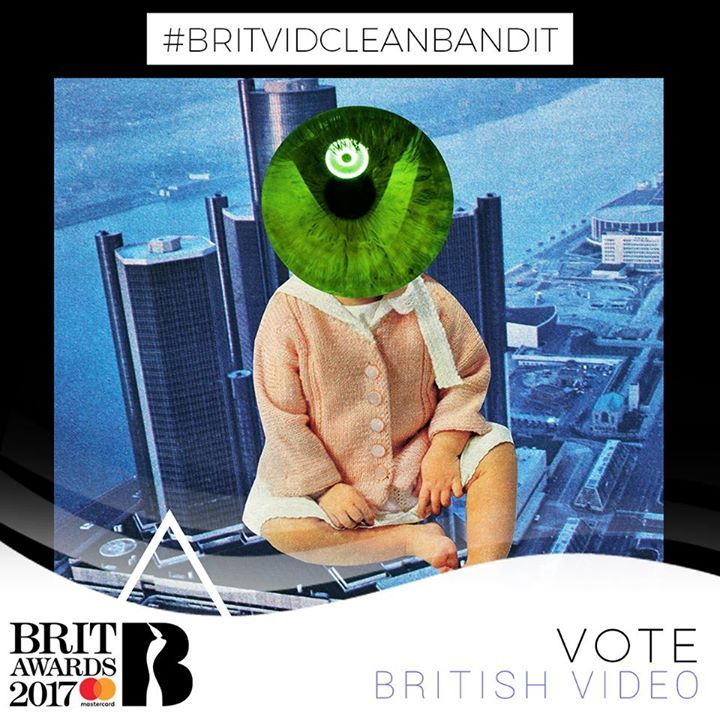 Eeek can't believe Rockabye has been nominated for the Best Single and Best Video BRIT Awards categories!! Thank you to everyone who has supported us to make this happen. We <3 you!! You can vote for us using #BRITVIDCLEANBANDIT on Twitter to win best video! #clknetwork #homeappliance24 #kitchenappliances #cleaningappliances