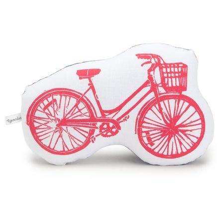 Bike Stuffie