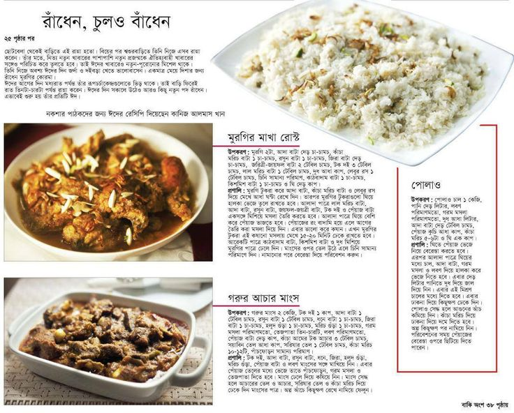 Bangladeshi Food Recipes Siddika Kabir