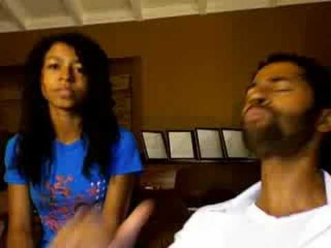 "eric Benet and daughter India ""you're the Only One"""