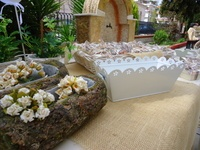 Στολισμός βάπτισης από το www.dieuxon.gr