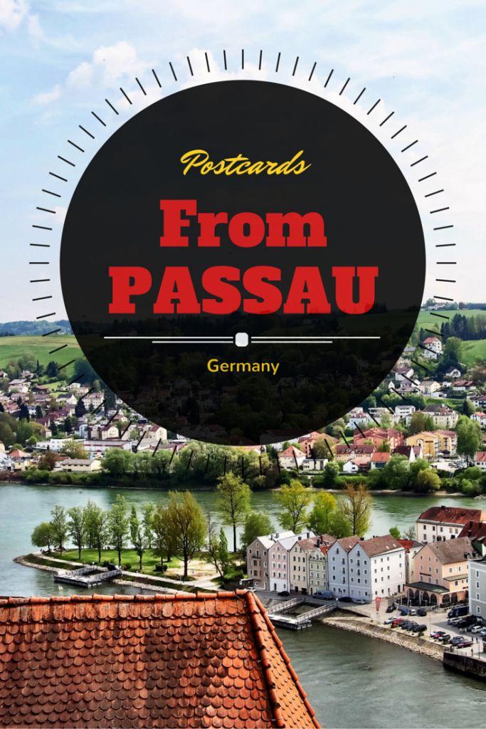 Visiting Passau – Germany's Postcard Peninsula