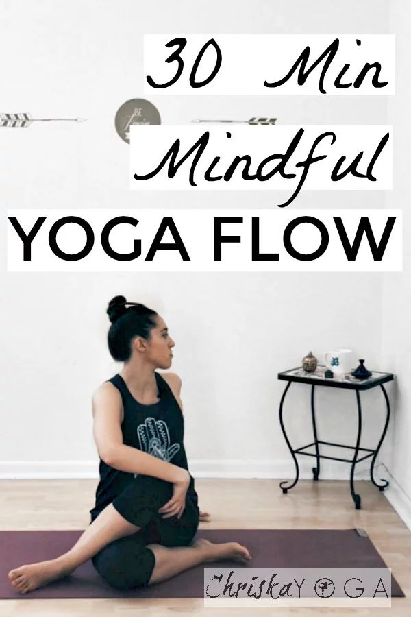 This is a 30 min mindful, slow and gentle yoga flow class. It's perfect for beginners or anyone looking to slow down and have a gentle practice.