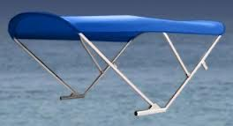 PWR - ARM Automatic Power Bimini Tops - Boating made easier with just the push of a button,